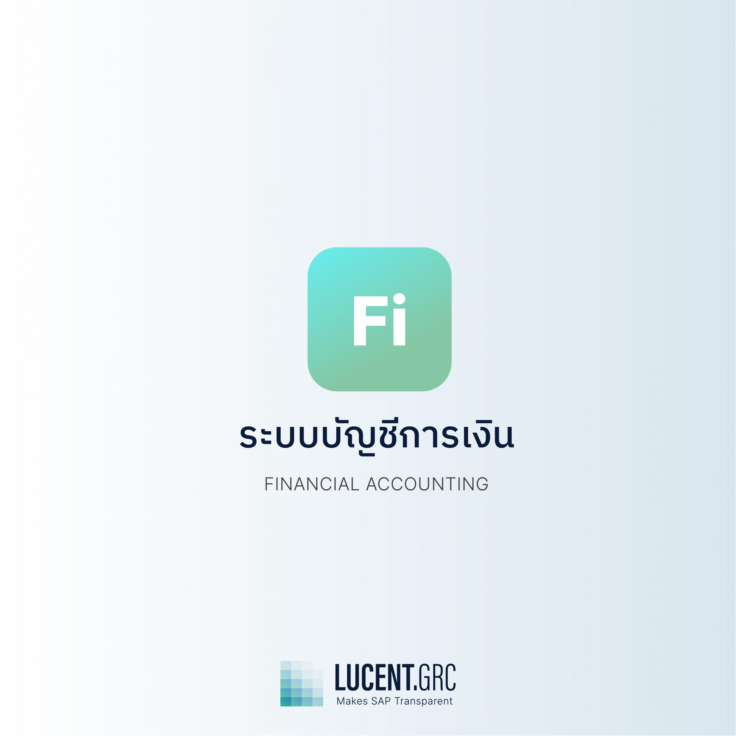 SAP FI - Financial Accounting